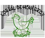 Corral de Monegros Logo